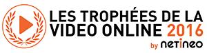 Les Trophées de la vidéo online 2016